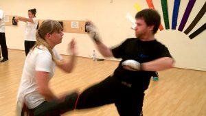 Kampfsport Frauen