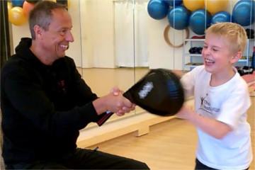 Kinder Kampfsport