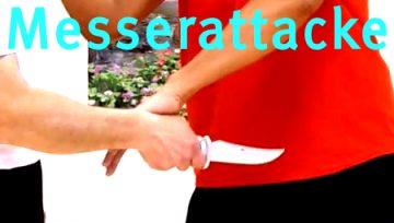 3 Denkfehler, die einen Messerangriff noch gefährlicher machen - Selbstverteidigung gegen Messerattacken